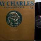 Charles, Ray - A Man & His Soul - Vinyl 2 LP Record Set - R&B