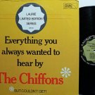 Chiffons - Everything You Always Wanted To Hear By - Vinyl LP Record - R&B Soul