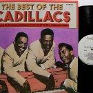 Cadillacs - Best Of The Cadillacs - Vinyl LP Record - R&B Soul