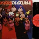 Olatunji - More Drums Of Passion - Vinyl LP Record - African Drums