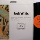 White, Josh - Archive Of Folk Music - Vinyl LP Record - Folk