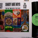 Shady Oak Boys - Play All Time Hits Of The Hills - Vinyl LP Record - Folk