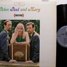 Peter Paul And Mary - Moving - Vinyl LP Record - Folk