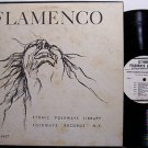Flamenco Music Of Andalusa - Vinyl LP Record - Folk
