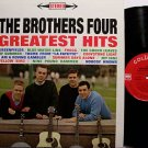 Brothers Four, The - Greatest Hits - Vinyl LP Record - Folk