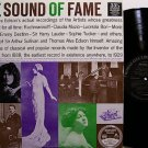 Sound Of Fame, The - Thomas Edison Recordings - Vinyl LP Record - Odd Unusual Weird