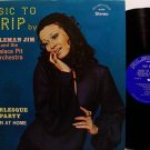 Gentleman Jim - Music To Strip By - Vinyl LP Record - Odd Unusual Weird