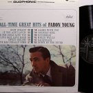 Young, Faron - All Time Great Hits Of - Vinyl LP Record - Country