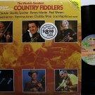 World's Greatest Fiddlers, The - Various Artists - Vinyl 2 LP Record Set - Bluegrass