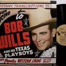 Wills, Bob - The Tiffany Transcriptions Vol. 5 - Vinyl LP Record - Country