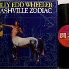 Wheeler, Billy Edd - Nashville Zodiac - Vinyl LP Record - Country