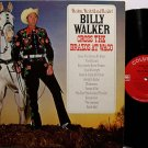 Walker, Billy - The Gun The Gold & The Girl - Signed - Vinyl LP Record - Country