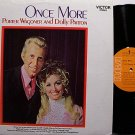 Wagoner, Porter & Dolly Parton - Once More - Vinyl LP record - Country
