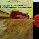 Turner, Hank - The Golden Country & Western Hits - Vinyl LP Record - Country