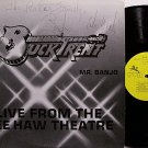 Trent, Buck - Live From The Hee Haw Theatre - Signed - Vinyl LP Record - Bluegrass