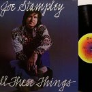 Stampley, Joe - All These Things - Vinyl LP Record - Country