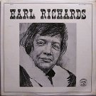 Richards, Earl - Self Titled - Sealed Vinyl LP Record - Country