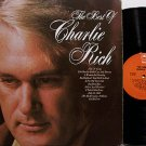 Rich, Charlie - The Best Of - Vinyl LP Record - Country