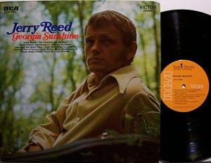 Reed, Jerry - Georgia Sunshine - Vinyl LP Record - Country