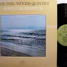 Woods, Phil Quintet The - Songs For Sisyphus - Vinyl Record LP - Jazz