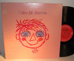 Streisand, Barbra - Color Me Barbra - Vinyl LP Record - Pop