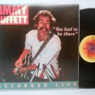 Buffett, Jimmy - You Had To Be There / Recorded Live - Vinyl 2 LP Record Set - Rock