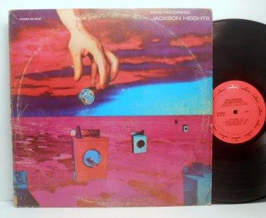 Jackson Heights - King Progress - Vinyl LP Record - Rock