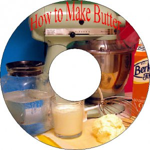 32 Old Vintage Books on Butter Cheese & How to make it On CD-R