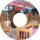 101 Vintage Plans How To Build Mission Style Furniture On a CD Bedroom Vanity