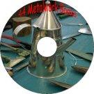 44 vintage Books Tinsmithing Sheet-metal CD