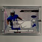 2003 Bowman's Best Certified Autograph Issue Brandon Drumm Rookie card - Lions