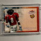 2001 Fleer Autographics Draft 2000 Mareno Philyaw Autographed Rookie card -