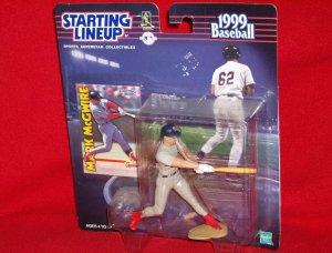 1999 Hasbro Starting Lineup Mark McGwire - Cardinals