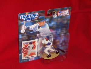 2000 Hasbro Starting Lineup Sammy Sosa - Cubs