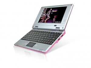 NEW 7inch Mini Wireless Android 2.2 Netbook Laptop Notebook WIFI 4GB HD 800MHz Pink
