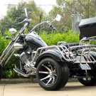 The 250cc Road Warrior 3 Wheeler Chopper