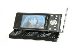 Pure Touch Screen with TV receiver, New GSM Touch Panel Mobile Phone, MADB-A209