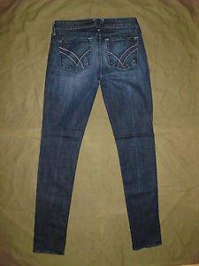 William Rast Women's Jeans, SKINNY LEG,  Size 28