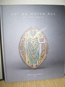 Art Du Moyen Age-Art of the Middle Age Marie-Amelié Carlier French/English Paris