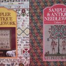 Sampler & Antique Needlework Volumes I and II