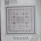 Toccata Number 3 From Drawn Thread free shipping