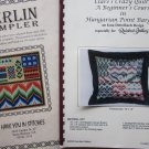 Patterns Charts for 2 Needlepoint Samplers Free Ship