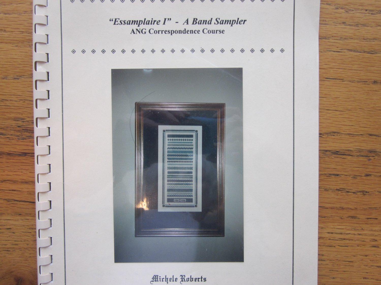 Essamplaire I, A Band Sampler ANG Correspondence Course Free Ship