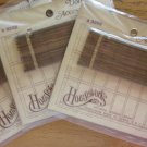 3 Houseworks Dollhouse 6 in Wood Blinds Free Shipping