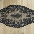 Large Mantilla, Chapel Veil Black Free Shipping