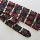 Boxelder 100% Silk Tie Charles Rennie Mackintosh Spirals Italy