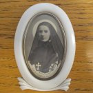 Frances Xavier Mother Cabrini Framed Photo Catholic Italy Free Shipping