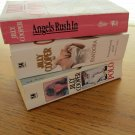 3 Books by Jilly Cooper Polo Pandora Angels Rush In Free Shipping