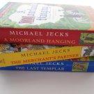 Lot 3 Knights Templar Historical Mysteries by Michael Jecks