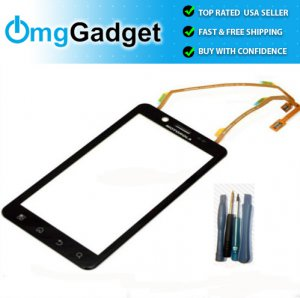 Verizon Motorola Bionic MB875 XT875 4G Touch Glass Lens Screen Digitizer Parts